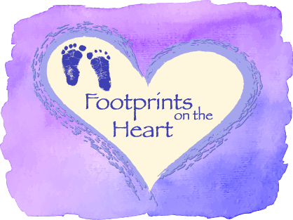 Footprints on the Heart logo 2015 4c